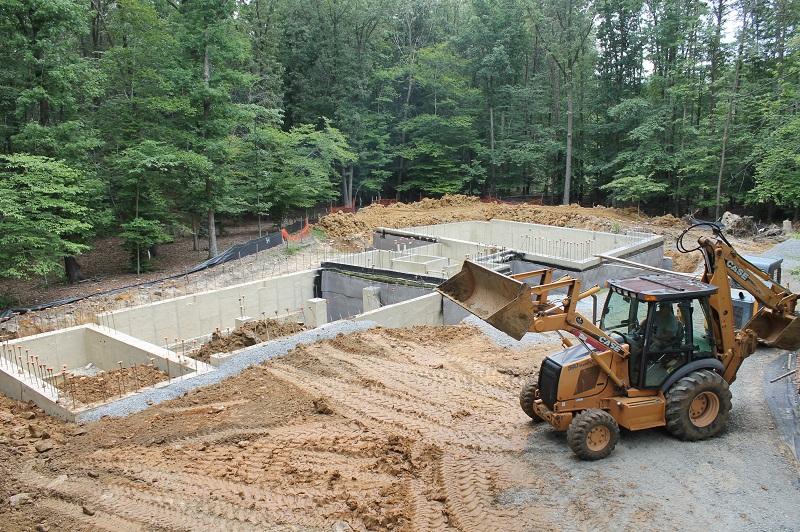 Hướng dẫn cách tính m3 đất để san lấp nền nhà