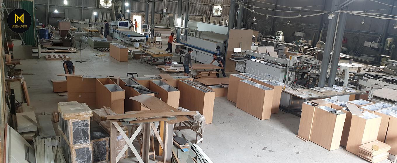 Sản xuất nội thất gỗ óc chó và gia công gỗ công nghiệp- Mộc Nam Dương