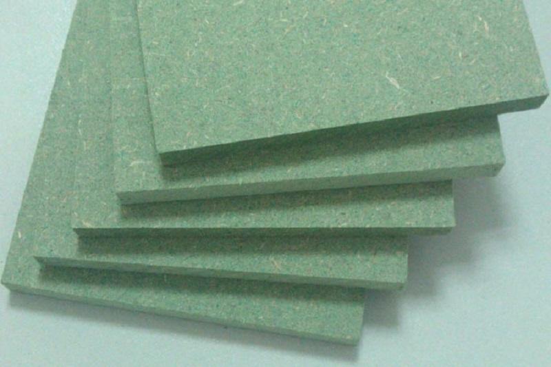 Gỗ MDF chống ẩm lõi xanh