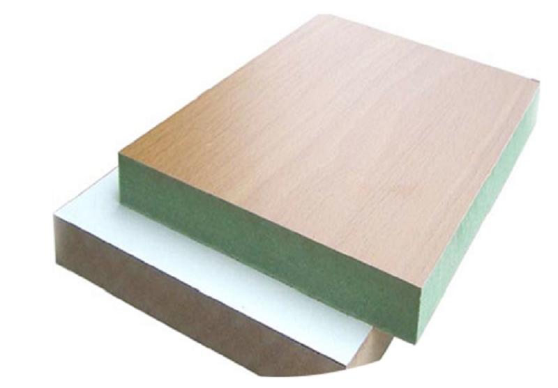 gỗ mdf phủ melamine