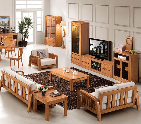 Nên mua bàn ghế gỗ hay sofa? Nên mua sofa gỗ hay sofa da