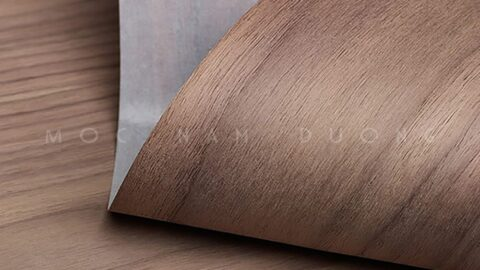 Tìm hiểu thông tin về gỗ Veneer óc chó cao cấp