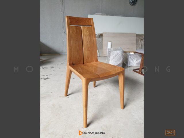 Ghế ăn gỗ sồi GA01