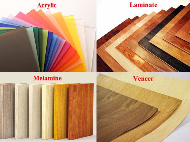 Phân loại gỗ An Cường theo lớp phủ bề mặt