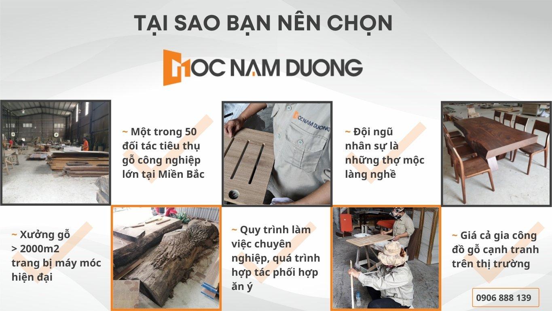 Gợi ý xưởng sản xuất gỗ công nghiệp Hà Nội