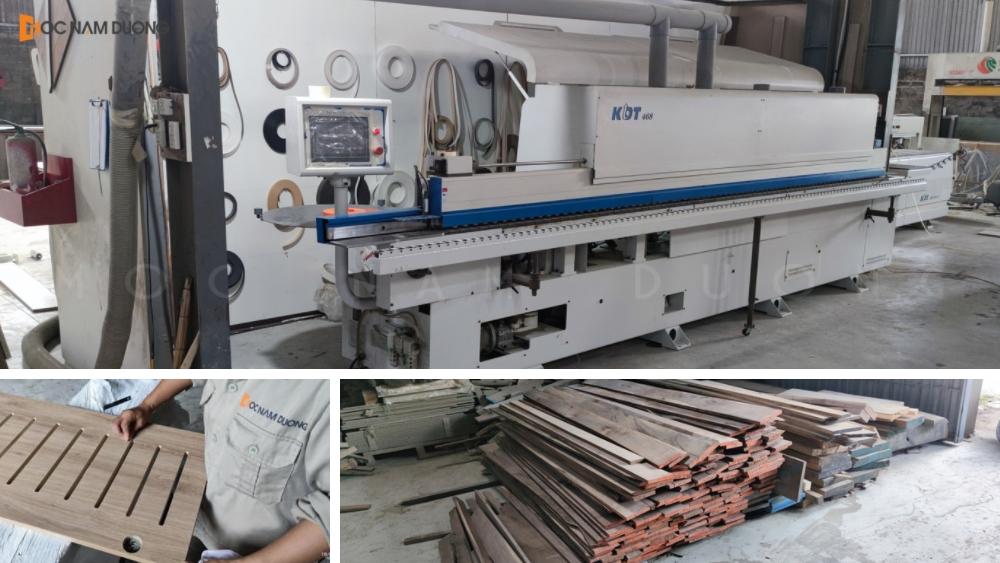 Tại sao cần chọn xưởng sản xuất nội thất gỗ óc chó uy tín và chuyên nghiệp?