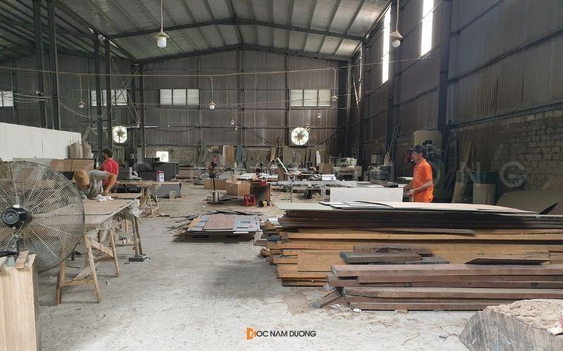 Cần tìm xưởng gia công đồ gỗ uy tín tại Hà Nội