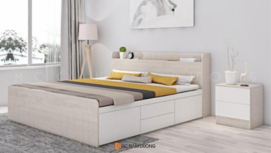 Mẫu 9: Thiết kế thông minh thích hợp cho chung cư nhỏ