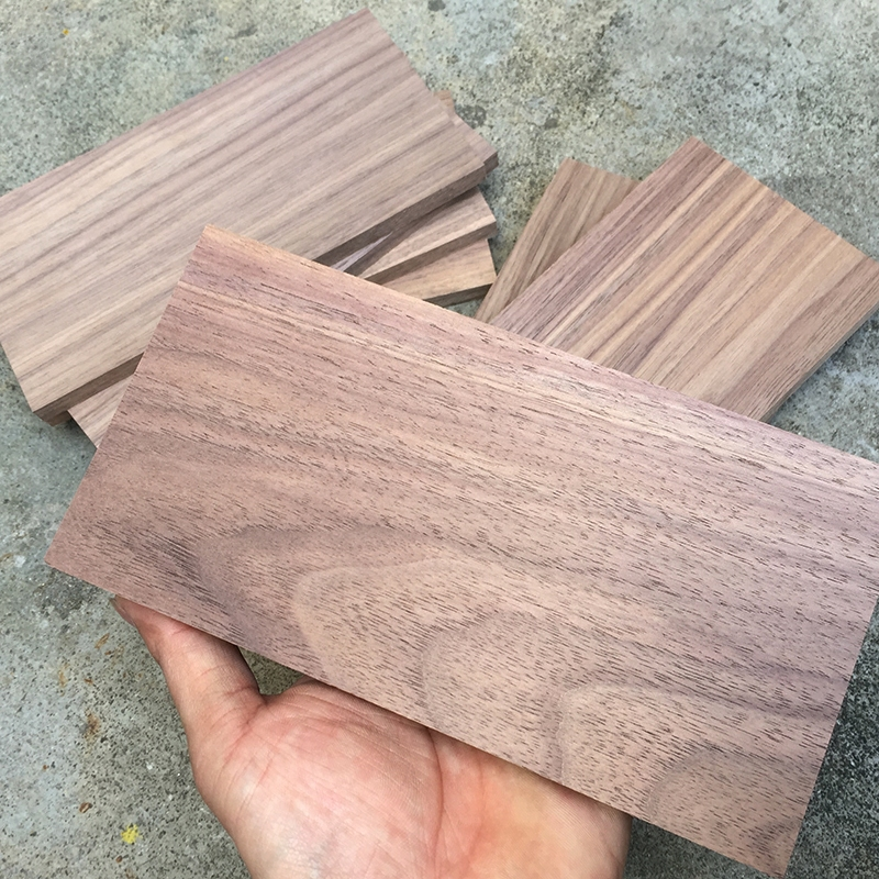 Tấm gỗ óc chó loại 1 tiêu chuẩn FAS