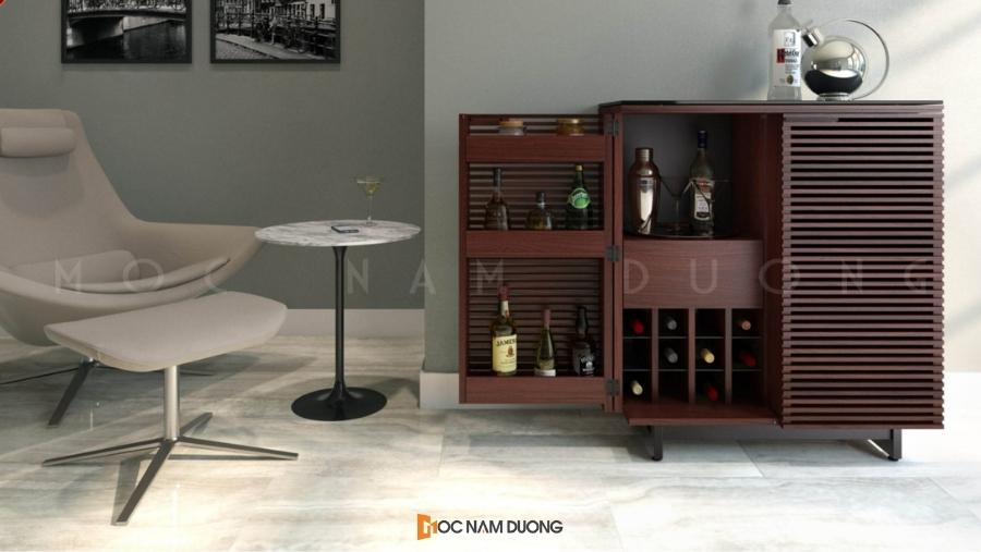 Mẫu tủ rượu đẹp 4