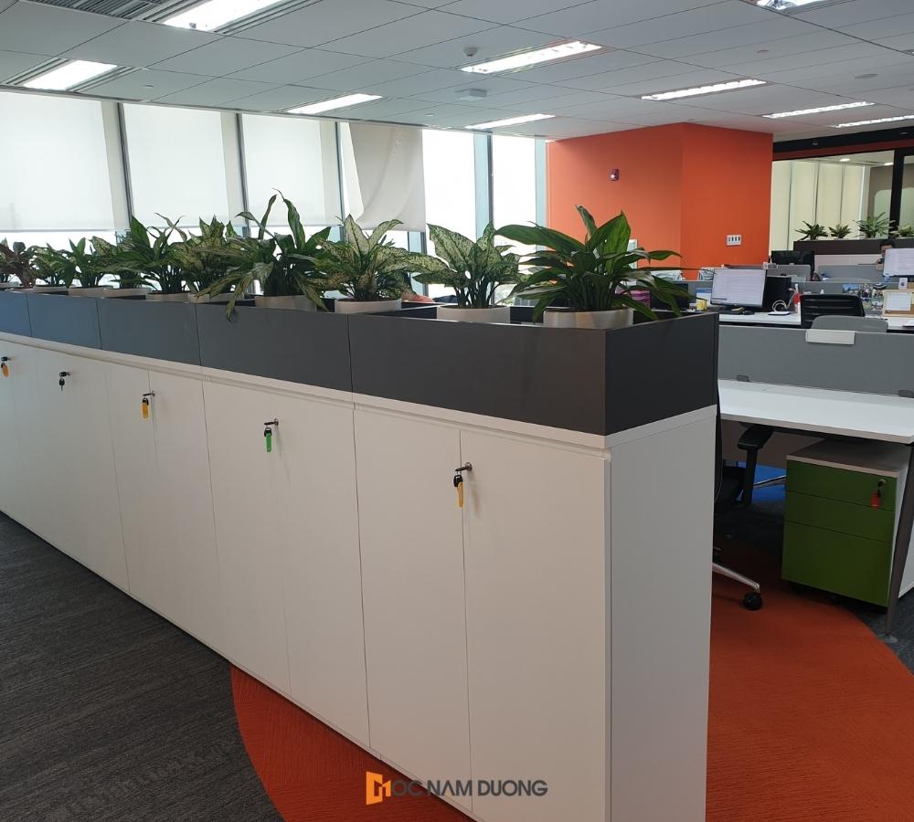 Các món đồ nội thất do xưởng sản xuất nội thất văn phòng Mộc Nam Dương đảm nhiệm