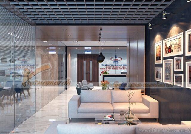 Gợi ý các công ty thiết kế nội thất văn phòng cao cấp tại Hà Nội