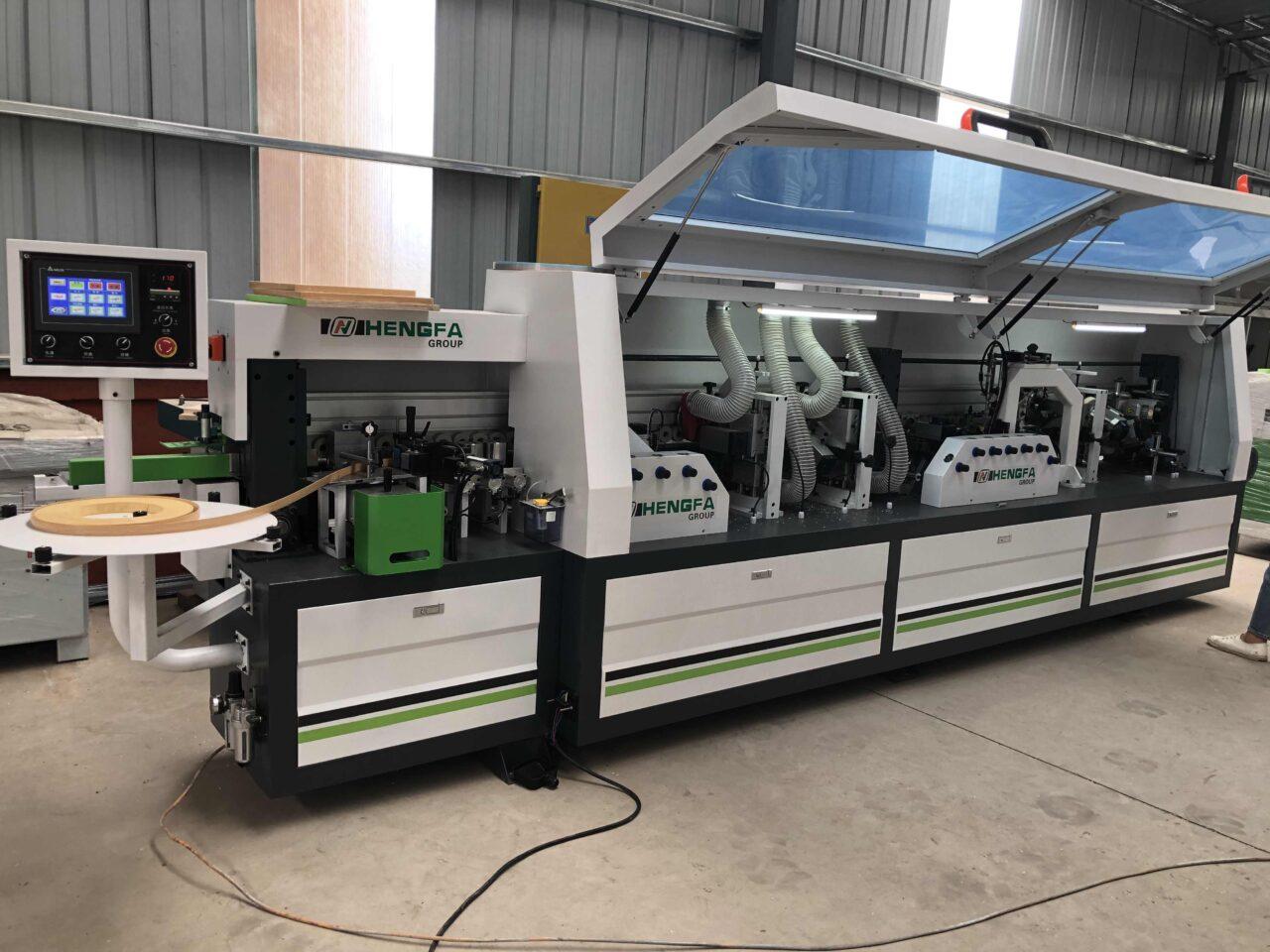 Dàn máy sản xuất nội thất gỗ công nghiệp chuyên dụng