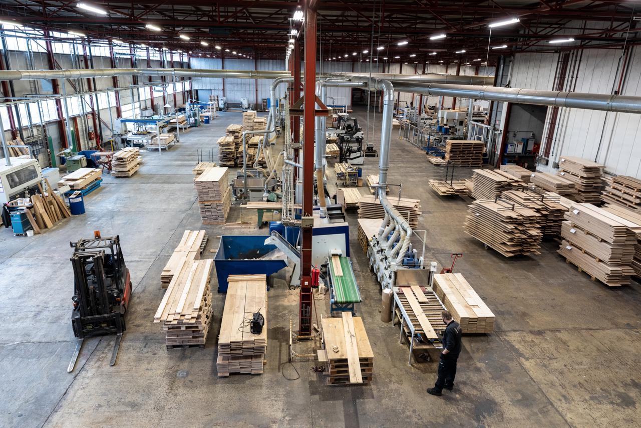Kinh nghiệm khi chọn xưởng gỗ thi công nội thất gỗ công nghiệp